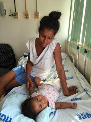 Mães e filhos: Quando os laços se intensificam no ambiente hospitalar em Alagoas