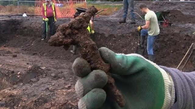 Carlisle Roman bath house archaeological dig begins