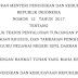 Permendikbud No.12 Tahun 2017 Tentang Juknis Penyaluran  Tunjangan  Profesi, Tunjangan  Khusus,  dan  Tambahan  Penghasilan  Guru Pegawai  Negeri  Sipil  Daerah  (PNSD)