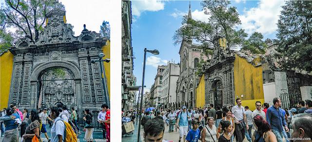 Igreja de San Francisco el Grande - Cidade do México