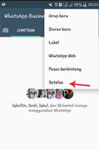 Cara Mengaktifkan Fitur Balas Pesan Secara Otomatis Pada Whatsapp Paling Mudah