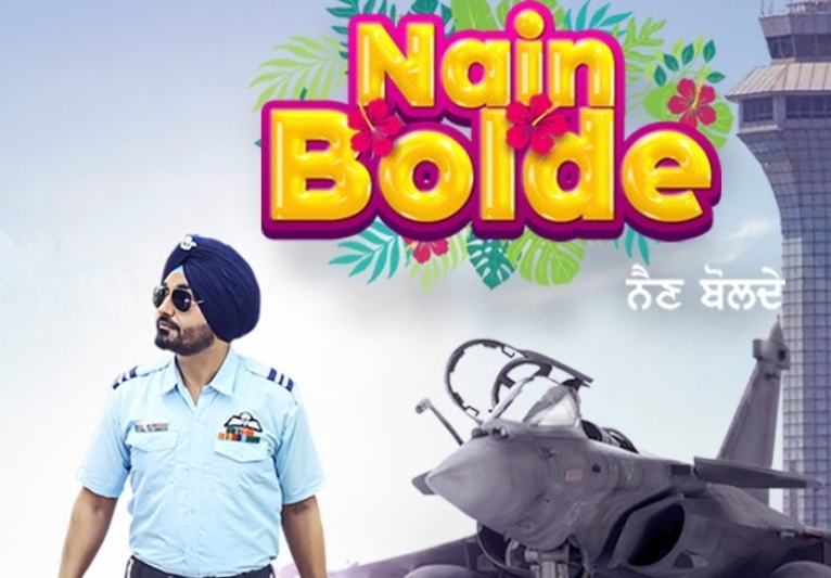 Nain Bolde Lyrics - Ravinder Grewal