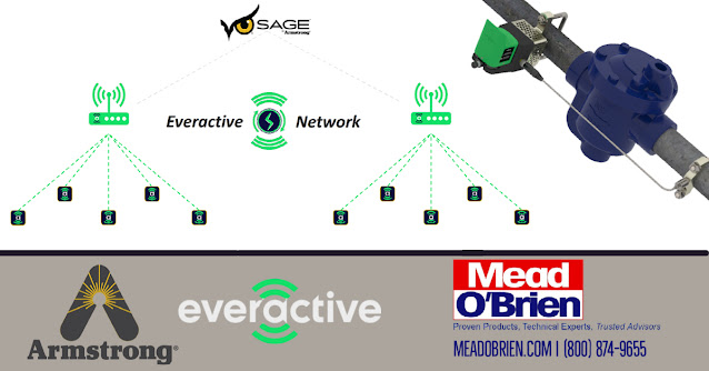 Wireless Steam Trap Monitoring and Networking