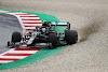 Bottas z pole position - wyniki kwalifikacji i pozycje startowe, GP Austrii 2020