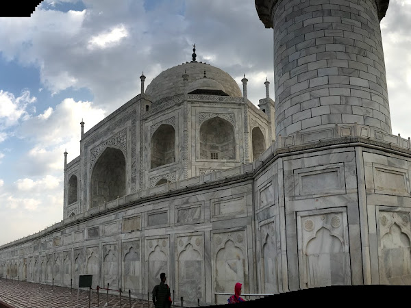 A Dream Come True, Taj Mahal