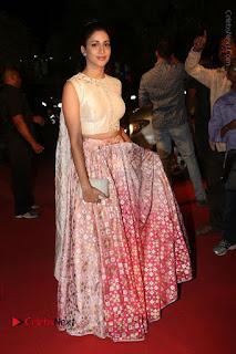 Actress Lavanya Tripati Stills in Beautiful Dress at Gemini TV Puraskaralu 2016 Event  0097.JPG