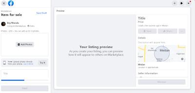 Berjualan Masif di Marketplace Facebook Terbaru