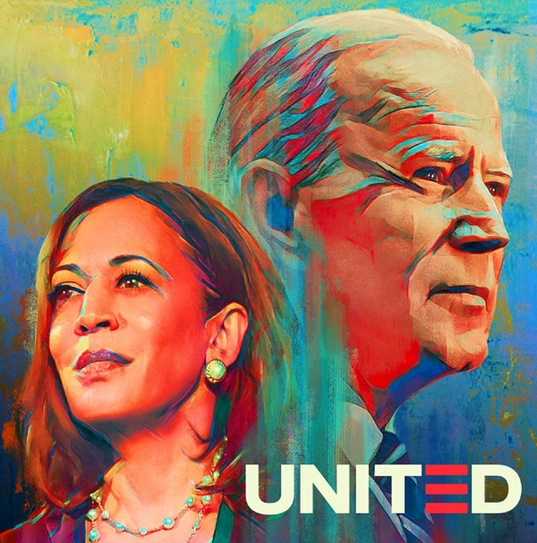 Joe Biden and Kamala Harris will be sworn in as the 46th president and 49th vice president of the United States, respectively, a week from today.