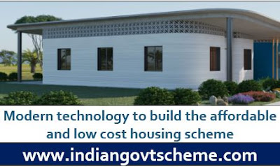 MODERN TECHNOLOGY FOR AFFORDABLE HOUSING