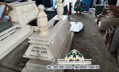 Makam Bokoran, Model Kijing Marmer, Model Makam Islam