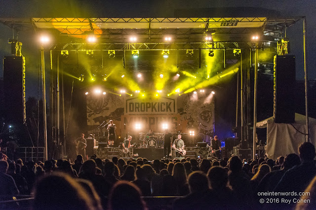 Dropkick Murphys at The Toronto Urban Roots Festival TURF Fort York Garrison Common September 16, 2016 Photo by Roy Cohen for One In Ten Words oneintenwords.com toronto indie alternative live music blog concert photography pictures