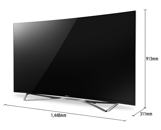 Ultra HD 4K- Panasonic TX-65CZ952