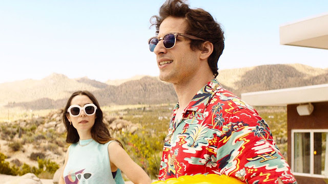 Andy Samberg Cristin Milioti Max Barbakow | Palm Springs Hulu | The Lonely Island