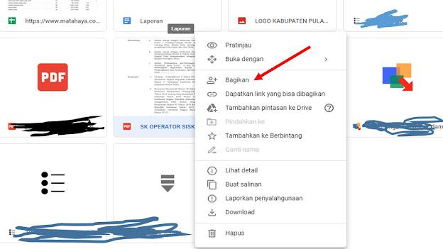 Cara Embed Dokumen PDF ke dalam Postingan Blogspot