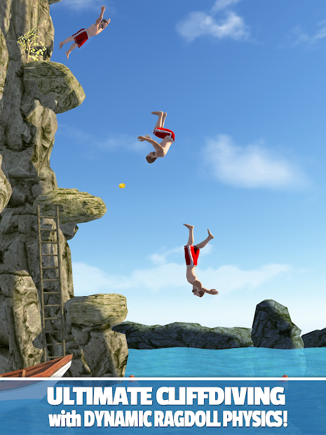 Flip Diving Hileli APK