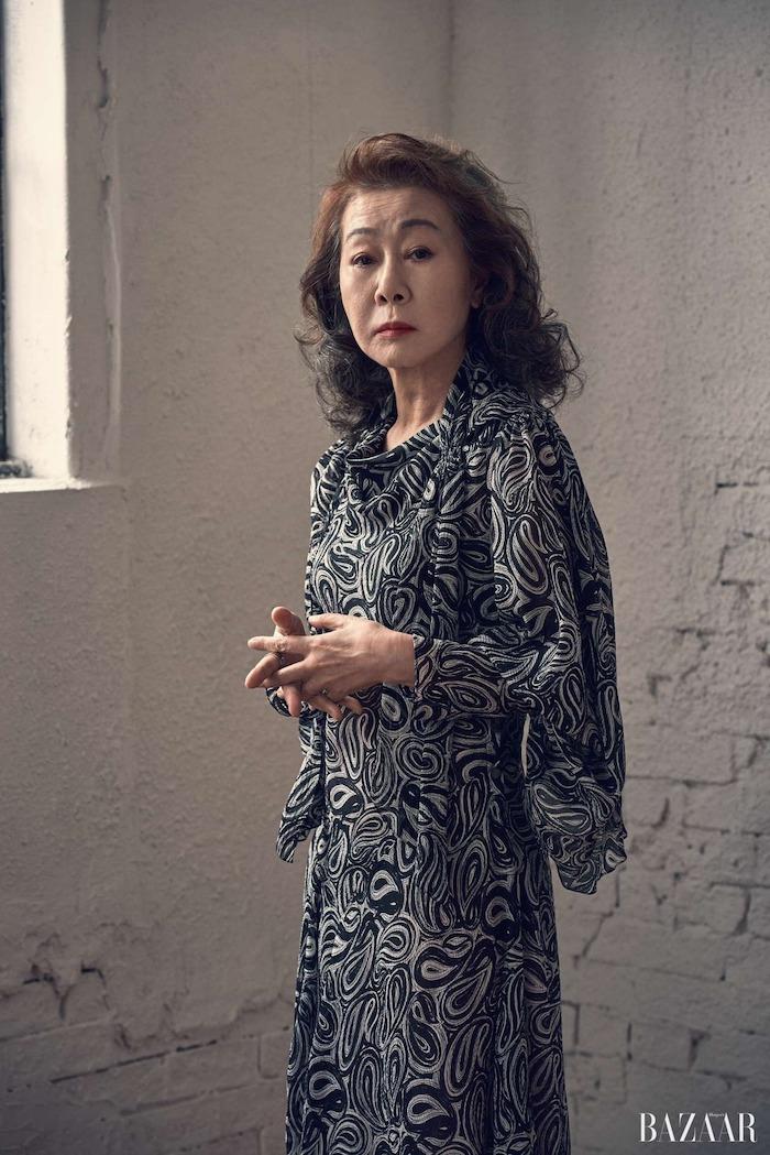 Yoon Yeo Jung, Yuh Jung Youn