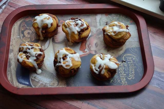 Muffinmonday Apple Cinnamon Roll Muffins