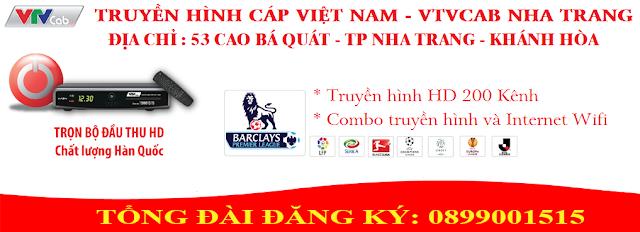 VTVcap Nha Trang – Lắp Internet cáp quang, Truyền hình cáp HD VTVcab