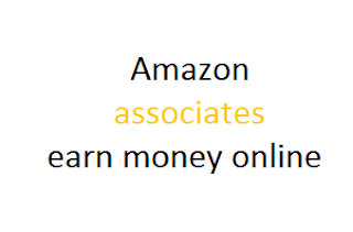 Amazon-affiliate-associate-online-income