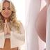 """Eliana posa com barrigão de gravidez: """"Estamos te esperando, Manuela"""""""