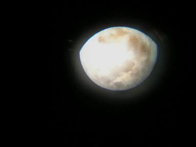 Pengalaman Mencerap Bulan Besar 'Supermoon'