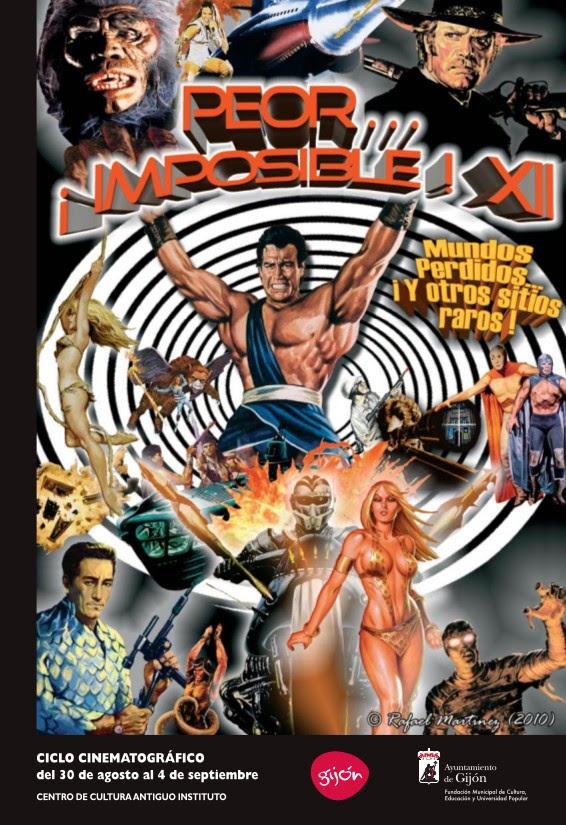 Ciclo Peor Imposible 2010 XII Edicion