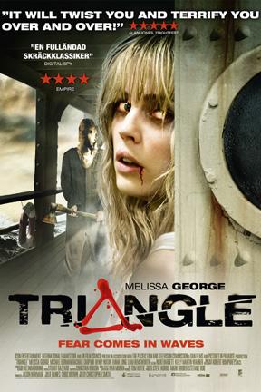 Capa do Filme Triangulo Do Medo