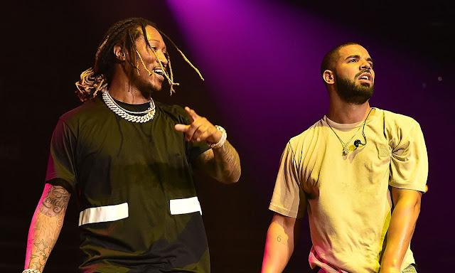 "Drake & Future Drop ""Live Is Good"" Music Video"