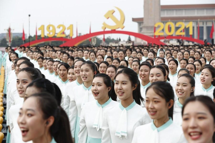 delta strain attack America and china celebration