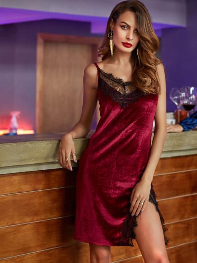 φτηνο βελουδινο φορεμα