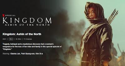 Nonton Kingdom: Ashin of the North Sub Indo
