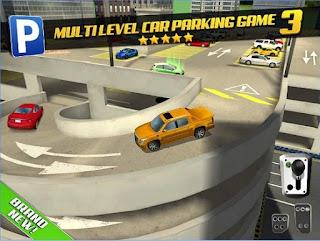 Multi Level 3 Car Parking Game App