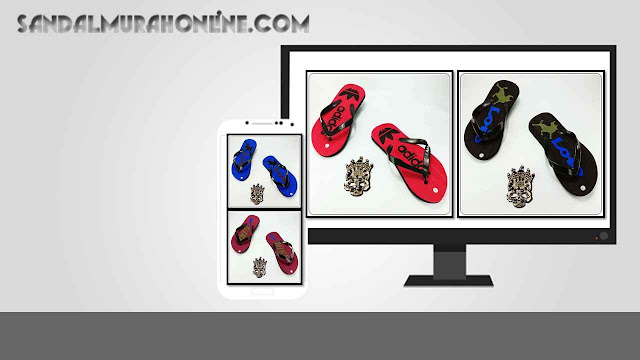 Pusat Sandal Pria Terbaru dan Termurah- Sandal AB Levis Simplek