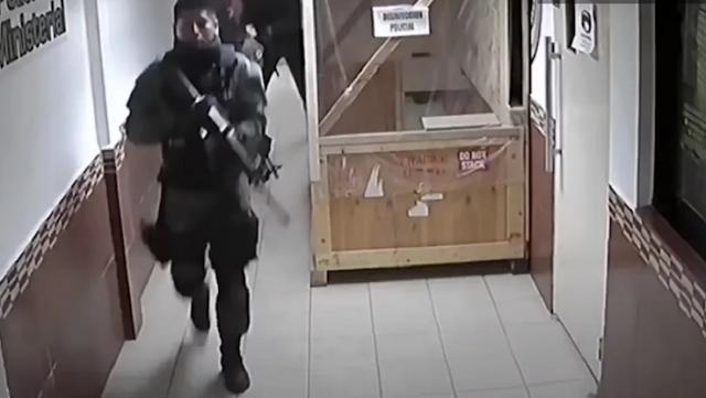 Video: Así fue la fuga de El Comandante Calamardo en Tamaulipas; sus sicarios entraron por el para rescatarlo a toda costa
