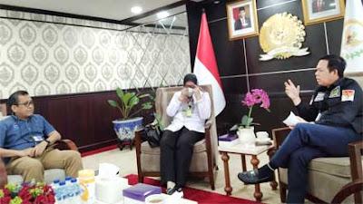 Jawab Aspirasi Daerah, SBN Gandeng 4 Kementerian Sekaligus Kunjungi Bengkulu