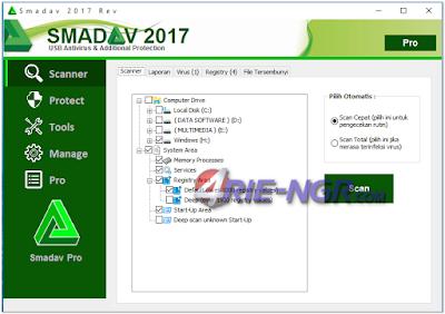 Smadav PRO 2017 Rev 11.4.6 Terbaru Full