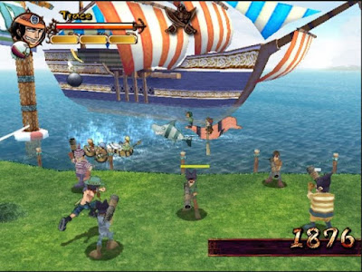 One Piece: Grand Adventure screenshot 3