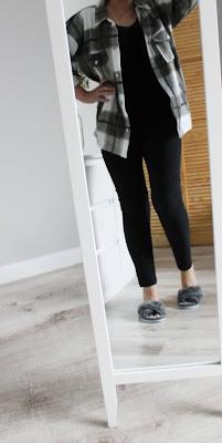 Uzupełnienie garderoby - nowe dresy
