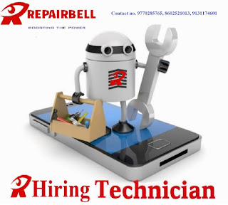 Repairbell Is Hiring Mobile Phone Technicians ITI/ Diploma And Degree Candidates  In Indore, Madhya Pradesh