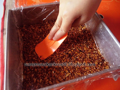Cara Membuat Enting Enting Kacang