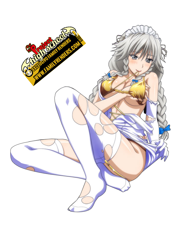 DxD - [White Devil VII] Grayfia Lucifuge