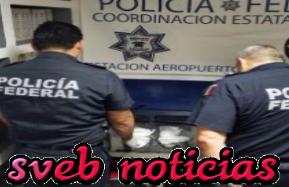 Aseguran cartuchos de tinta rellenos de cocaína en Puerto Vallarta Jalisco