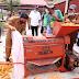 Panen Jagung Perdana, Wako Riza Harap Warga Dapat Manfaatkan Lahan Tidur