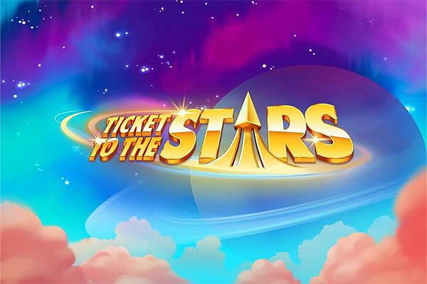 Main Gratis Slot Ticket to the Stars (Quickspin)