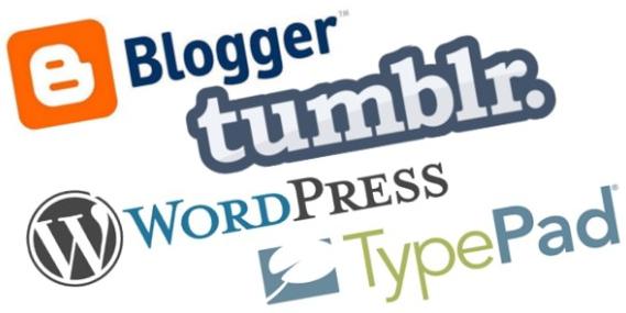 Daftar pekerjaan yang membutuhkan skill mengetik blogging platform, blogger