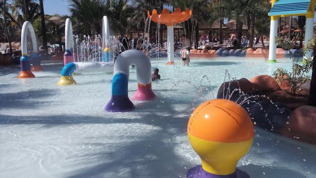 Parque aquático com águas quentinhas em SP