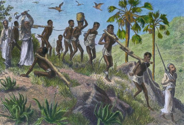História: Como começou o tráfego negreiro