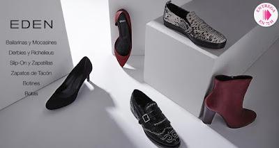 Zapatos mujer Eden