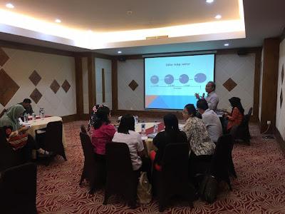 Workshop Reorientasi Eliminasi Malaria (Wilayah Pemeliharaan) Angkatan 1 Tahun 2019