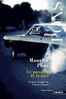 Maurice Pons Le passager de la nuit Points